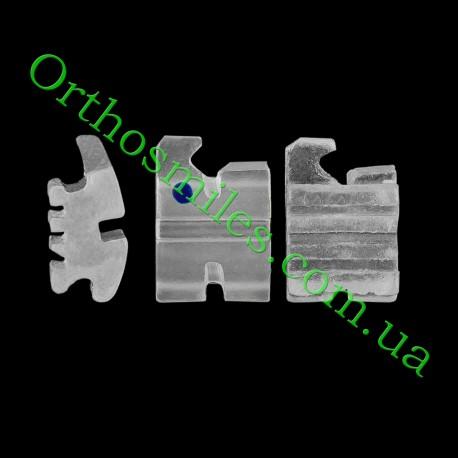 Поштучно керамічні брекети Standart фото 1 — OrthoSmiles