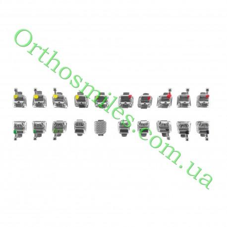 Металеві брекети самолігуючі активна система фото 1 — OrthoSmiles