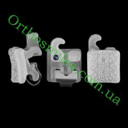 Керамические самолигирующие брекеты