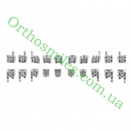 Металлические брекеты Discovery от ТМ DENTAURUM фото 1 — OrthoSmiles