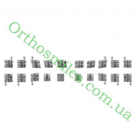 Металева брекет-система Equilibrium Standart фото 1 — OrthoSmiles