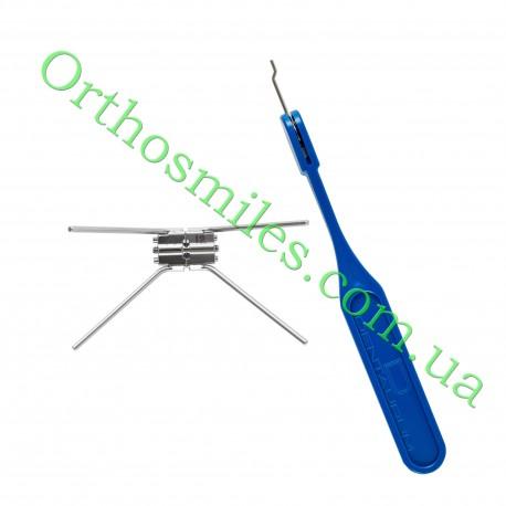 Винт расширяющий HYRAX Mini 7мм фото 1 — OrthoSmiles