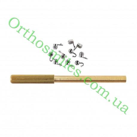 Стоп зажимний з гачком + інструмент фото 1 — OrthoSmiles