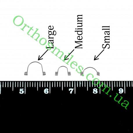 Торковая пружина Гудмана фото 1 — OrthoSmiles