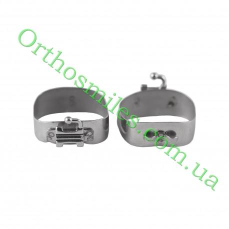 Кольца на моляры 1 трубка с вольнами фото 1 — OrthoSmiles