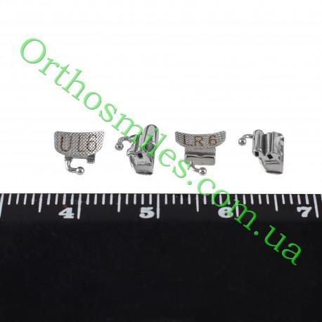 Щечные трубки с 2-мя трубками конвертируемые (пара) фото 1 — OrthoSmiles