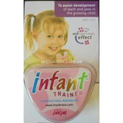Трейнер Инфант (Trainer Infant) для детей от 2 до 5 лет розовый