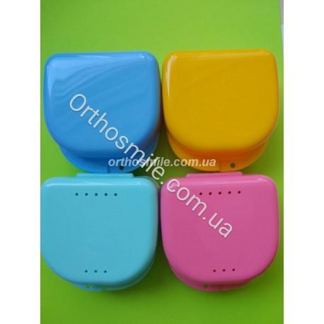 Коробочки для аппаратов высокая фото 1 — OrthoSmiles