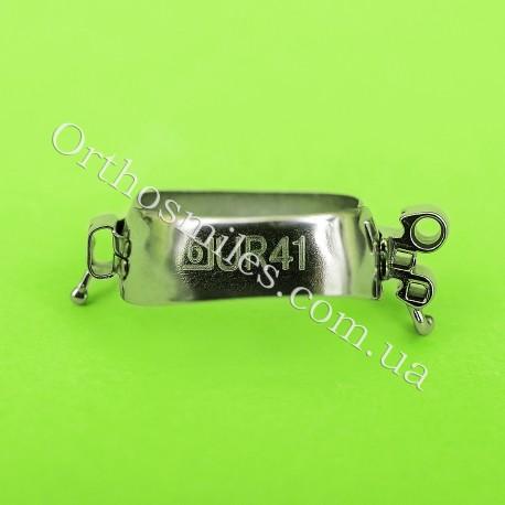 Кольца на моляры 3 трубки с шизами фото 1 — OrthoSmiles