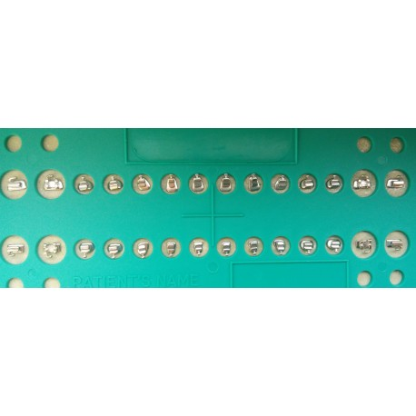 Лингвальная брекет-система Standart фото 1 — OrthoSmiles