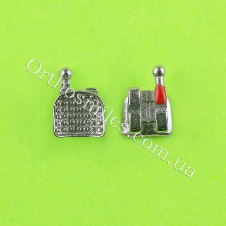 Поштучно металлический брекет Nickel Free фото 1 — OrthoSmiles