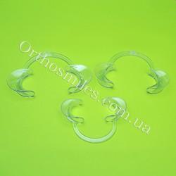 Ретрактор пластиковый прозрачный