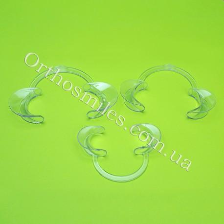 Ретрактор пластиковый прозрачный фото 1 — OrthoSmiles