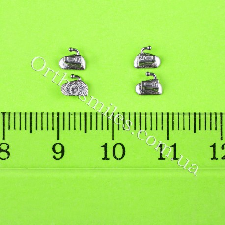Щечные трубки mini с маркировкой (пара) фото 1 — OrthoSmiles