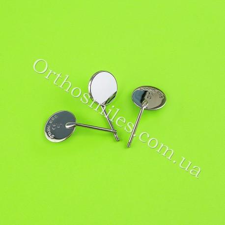 Зеркало стоматологическое с гладкой поверхностью Plain фото 1 — OrthoSmiles