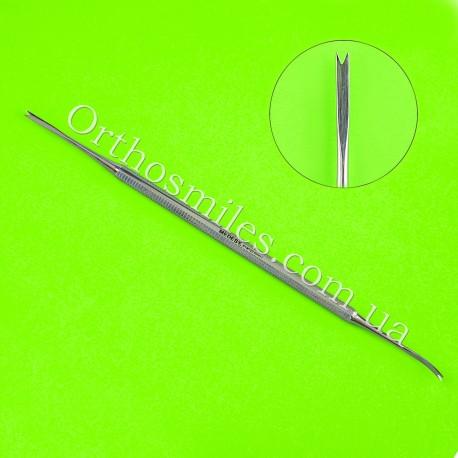 Вилочкообразный инструмент 2,0мм фото 1 — OrthoSmiles