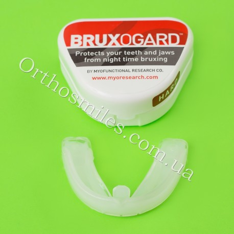 Трейнер от бруксизма Bruxogard фото 1 — OrthoSmiles