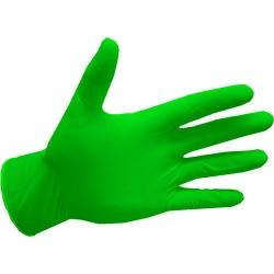 Перчатки медицинские смотровые нитриловые нестерильные Doman в ассортименте