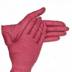 Перчатки медицинские смотровые нитриловые нестерильные в ассортименте