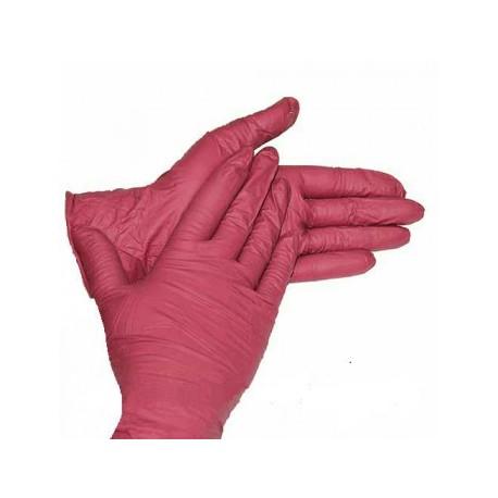 Перчатки медицинские смотровые нитриловые нестерильные в ассортименте фото 1 — OrthoSmiles