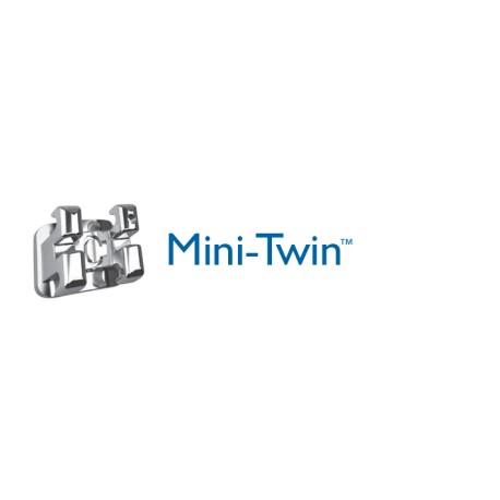 Металлическая брекет-система Mini diamond Twin фото 1 — OrthoSmiles
