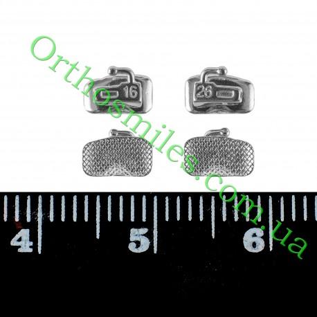 Щечные трубки с маркировкой (пара) фото 1 — OrthoSmiles