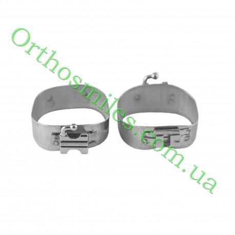 Кольца на моляры 1 трубка с шизами фото 1 — OrthoSmiles