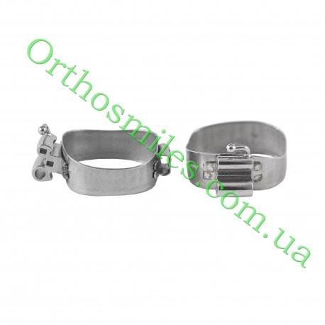 Кільця на моляри 3 трубки з шизами фото 1 — OrthoSmiles