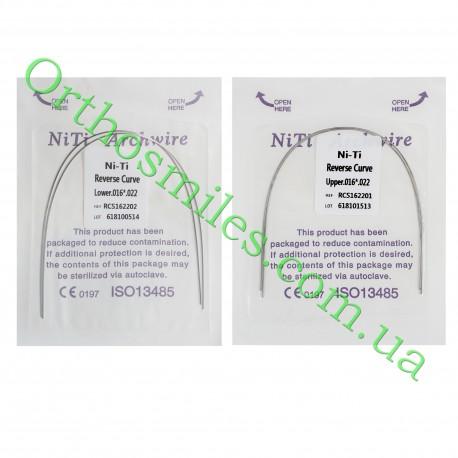 Дуга SE NiTi Reverse фото 1 — OrthoSmiles
