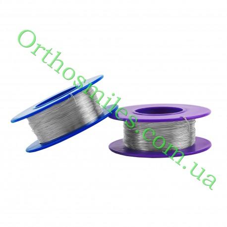 Лигатура металлическая в мотке фото 1 — OrthoSmiles