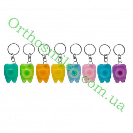 Брелок-флос в формі зуба фото 1 — OrthoSmiles