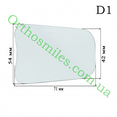 Зеркало для фотографирования метал фото 1 — OrthoSmiles