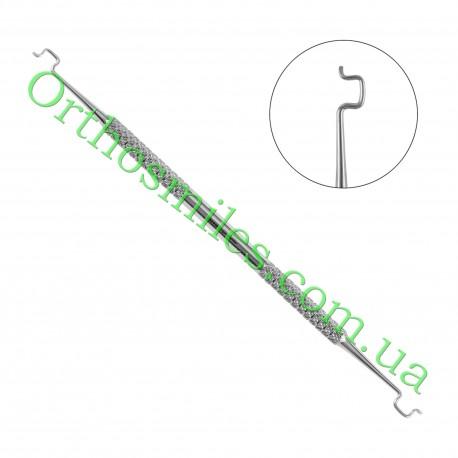 Запятая для одевания лигатур фото 1 — OrthoSmiles