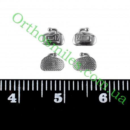 Щічні трубки mini з маркуванням (пара) фото 1 — OrthoSmiles