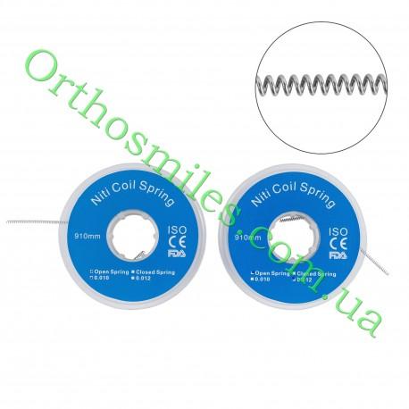 Открывающая пружина NiTi в мотке фото 1 — OrthoSmiles