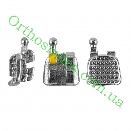 Металеві брекети Neckel free фото 1 — OrthoSmiles
