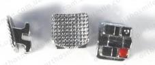 Металлические брекеты Protekt самолигирующие: фото